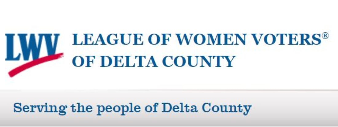 Delta County League of Women Voters of MI